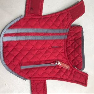 Other - Reflective Dog Pet Jacket Coat Vest Puffer XXS